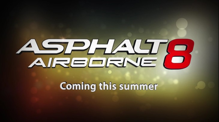 Gameloft publie une bande-annonce sur Asphalt 8 : Airborn