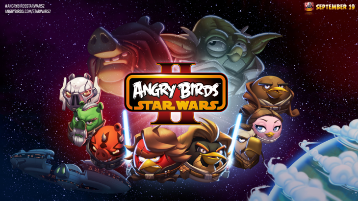 Rovio annonce une mise à jour Carbonite Pack sur Angry Birds Star Wars II