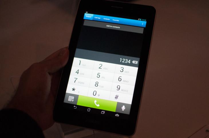 Asus présente la Fonepad 7 et la FonePad Note 6