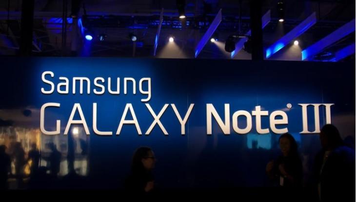 On a trouvé un Samsung Galaxy Note 3 Neo dans une demande du FCC