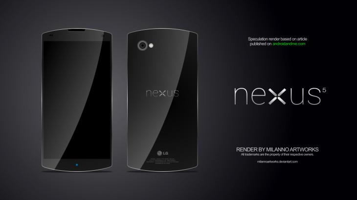 Des images suggèrent que le Nexus 5 sera disponible chez Telus, mais on a des doutes