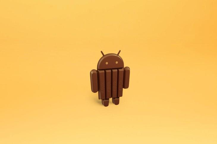 Lancement officiel d'Android 4.4 et il fonctionnera sur tous les Smartphones