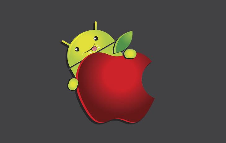 L'application Move to iOS d'Apple est un échec magistral sur le Play Store