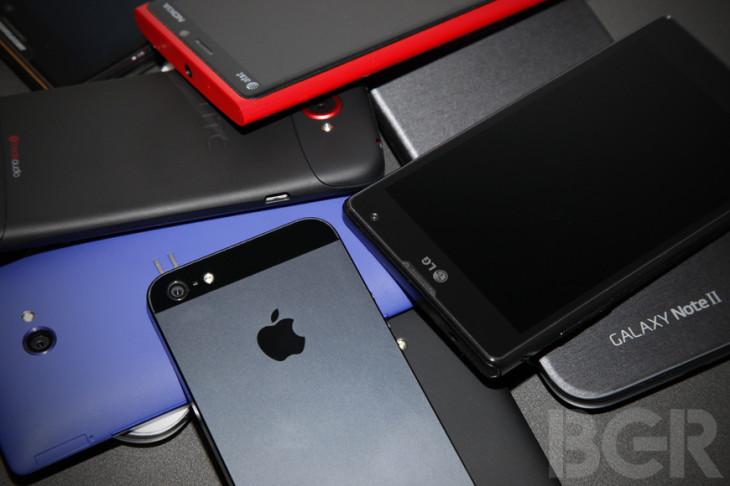 Les livraisons de Smartphones ont augmentées de 39,3 % tandis que leurs prix ont baissés de 12,8 %
