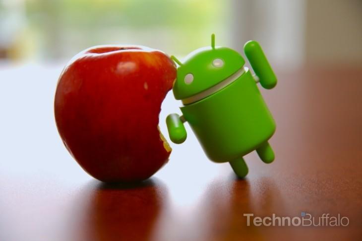Apple vs Android : vainqueur sur le Hardware et le logiciel