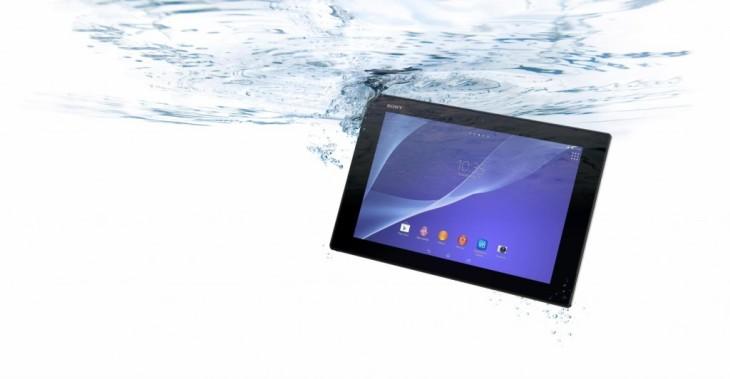 Sony annonce sa tablette Xperia Z2 et elle ressemble beaucoup à son Smartphone