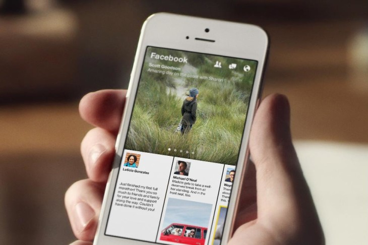 Facebook Paper pour Android ? Il faudra attendre longtemps !