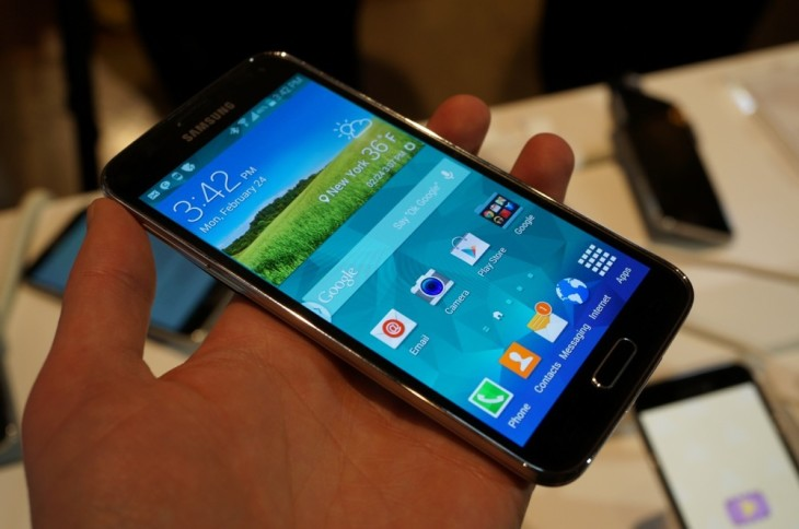 Quoi de neuf entre le Galaxy S4 et le Galaxy S5 ?
