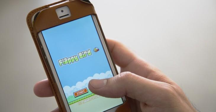 Flappy Bird, le dernier jeu très addictif sur le Play Store
