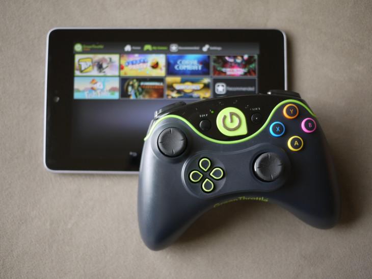 Google rachète Green Throttle Games pour un montant inconnu