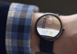 Google annonce Android Wear, son projet pour l'informatique vestimentaire