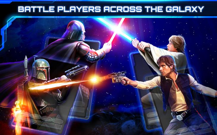 Star Wars : Assault Team est disponible sur le Play Store