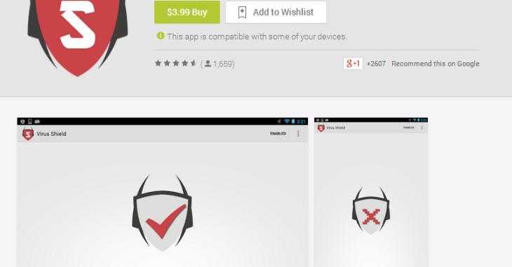 Les acheteurs de Virus Shield seront remboursés et recevront du crédit promotionnel de Google