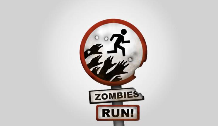 La mise à jour du jeu Zombies, Run ! débarque avec 60 nouvelles missions