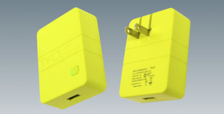Lancement de TYLT Energy 2K sur Kickstarter pour charger vos batteries de n'importe où