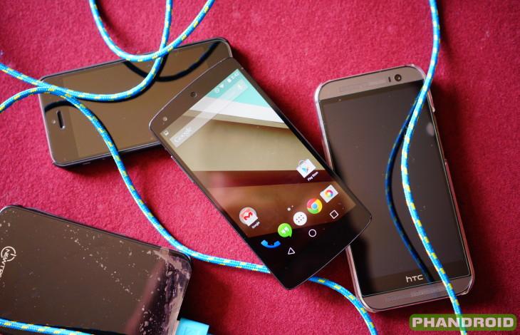 L'APK du clavier d'Android L est disponible pour les appareils non-rootés