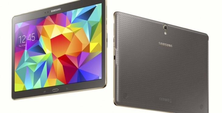 Samsung publie une vidéo sur les nouvelles Galaxy Tab S
