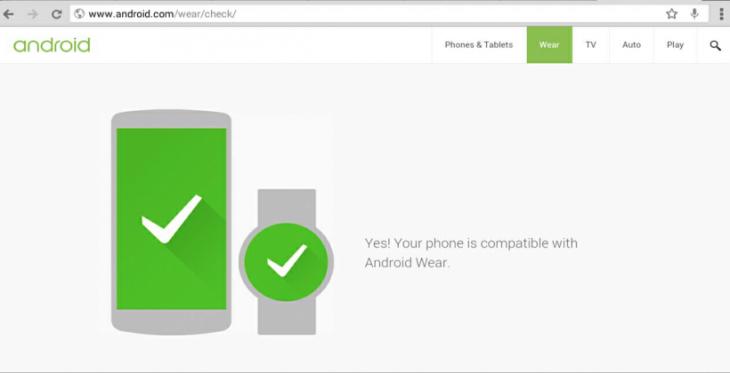 Découvrez les appareils compatibles avec Android Wear
