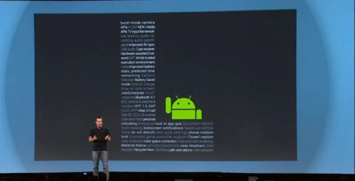 Android L en version Developer a été rooté sur un Nexus 5 et une Nexus 7