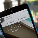 Une possibilité de personnaliser les réglages rapides dans Android L