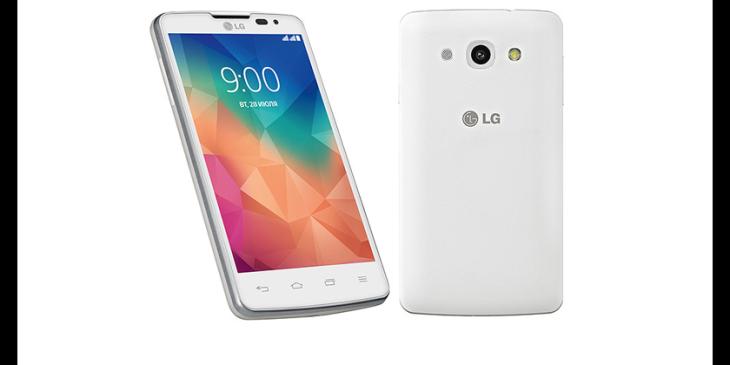 LG lance officiellement le L60, un Smartphone d'entrée de gamme en Russie