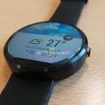 Des fuites d'images sur le chargeur secret de la Smartwatch Moto 360