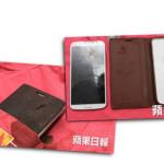 Un Galaxy Mega 6.3 se prend une balle à la place d'un homme dans une altercation en Chine