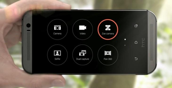 L'application HTC Zoe sera disponible cette semaine pour tous les appareils Android