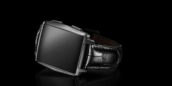 Omate X, l'assistant de Smartwatch promet une autonomie d'une semaine
