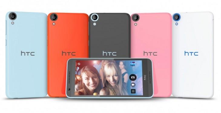 Le nouveau HTC Desire 820 nous prépare pour Android L