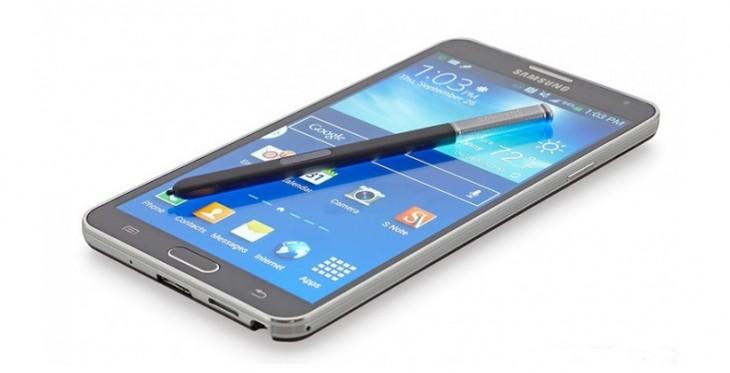 Samsung répond aux questions de design sur le Note 4 et le Note Edge