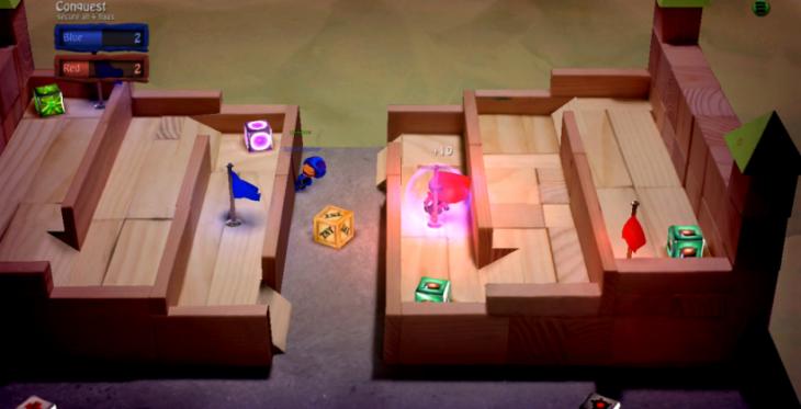 BombSquad est un jeu de coopération explosif à jouer sans modération avec ses amis