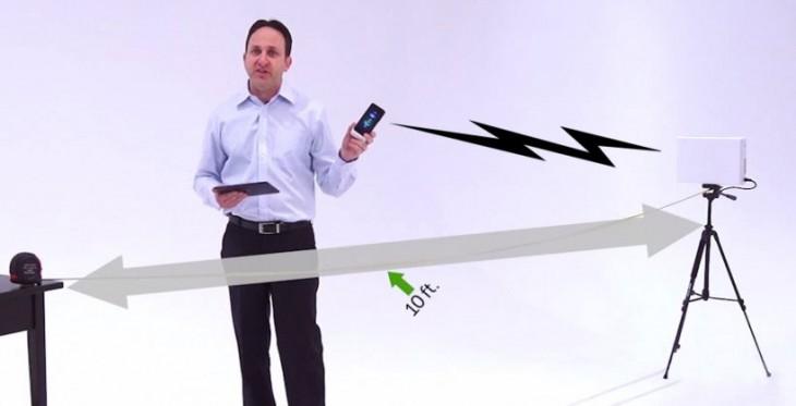 La technologie WattUp de Energous nous promet un vrai chargement sans fil