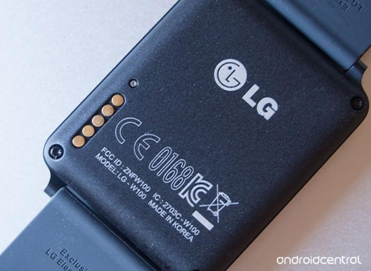 Comment activer la LG G Watch