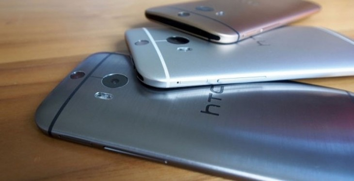 Des fuites sur les caractéristiques du HTC One E9