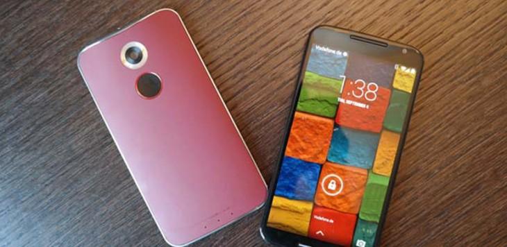 Pure Edition est un Moto X déverrouillé qu'on achète directement à Motorola