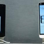 Les Smartphones LG L Fino et L Bello sont disponibles