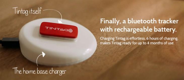 Tintag est un traqueur d'objets rechargeable qui débarque sur IndieGogo