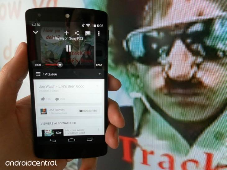 Comment associer Youtube avec un appareil mobile sans Chromecast