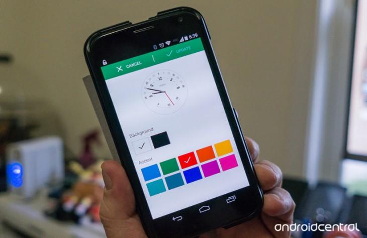 Comment personnaliser la face de votre Moto 360 avec Motorola Connect