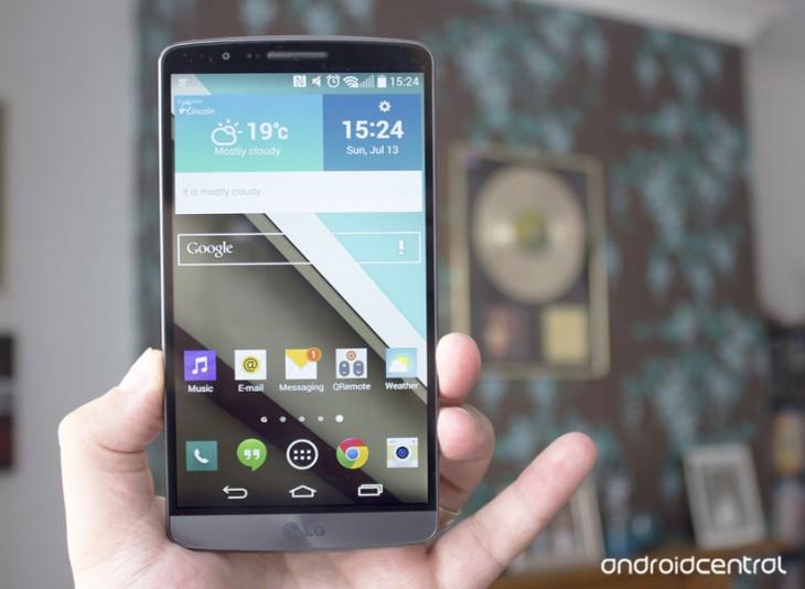 Comprendre et utiliser le Smart Notice du LG G3
