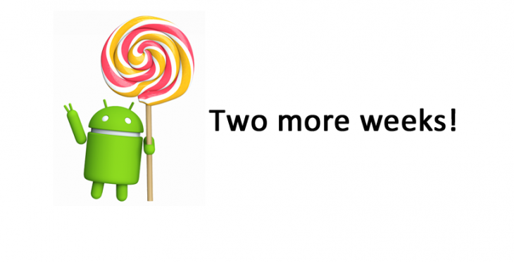 Le SDK d'Android 5.0 Lollipop est disponible pour les développeurs