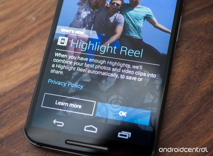 Comment créer un montage de vidéos et de photos sur le Moto X