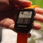 La Smartwatch Onyx E Ink se concentre sur l'autonomie de la batterie