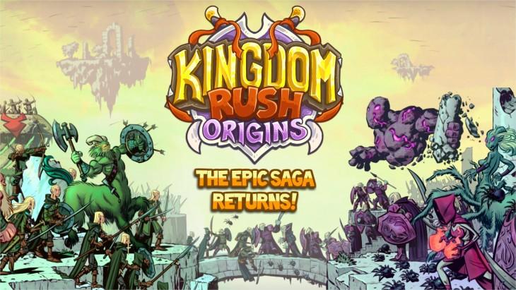 Des jeux Android en promotion : Kingdom Rush Origins et Soulcalibur