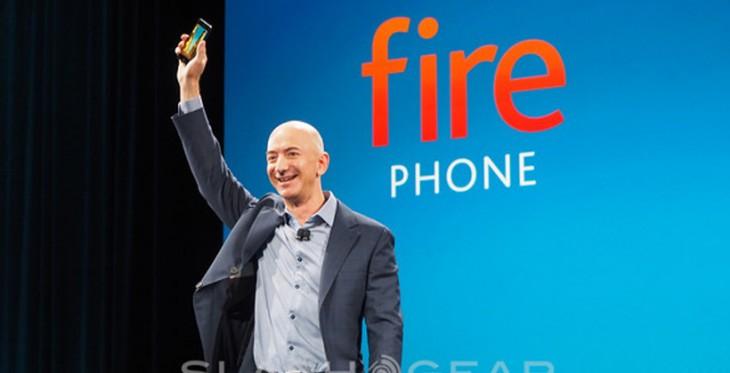 Amazon admet l'échec du Fire Phone et blame son prix élevé