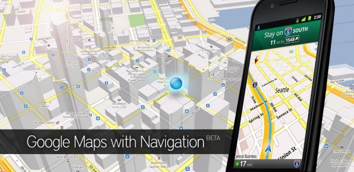 Comment utiliser Google Navigation comme une application gratuite de navigation par satellite