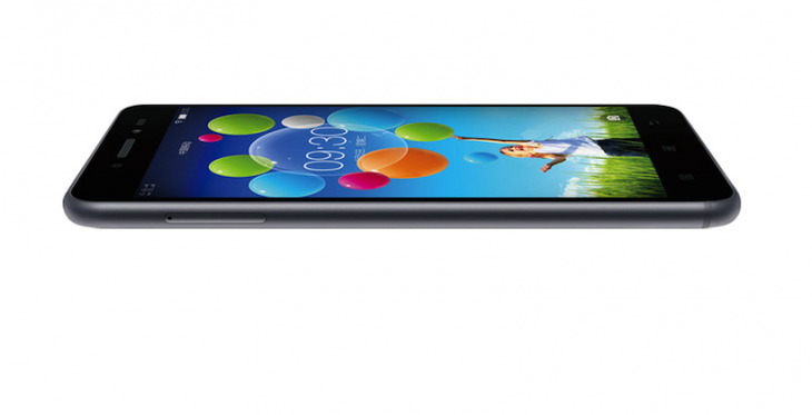 Lenovo présente le Sisley S90, un Smartphone similaire à l'iPhone 6