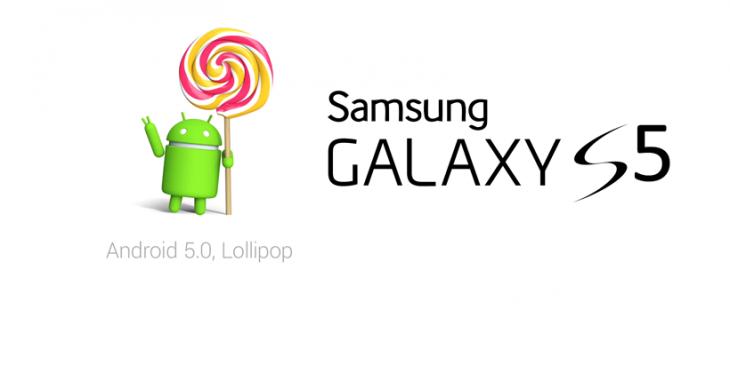 Samsung donne un second aperçu de Lollipop pour le Galaxy S5