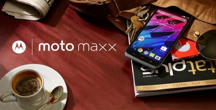 Le Moto Maxx est réel, mais uniquement pour l'Amérique Latine